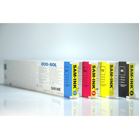 ECO✭SAM® MAX Cartridge PACK COMPLETO CMYK