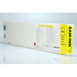ECO✭SAM® MUTOH YELLOW Cartridge