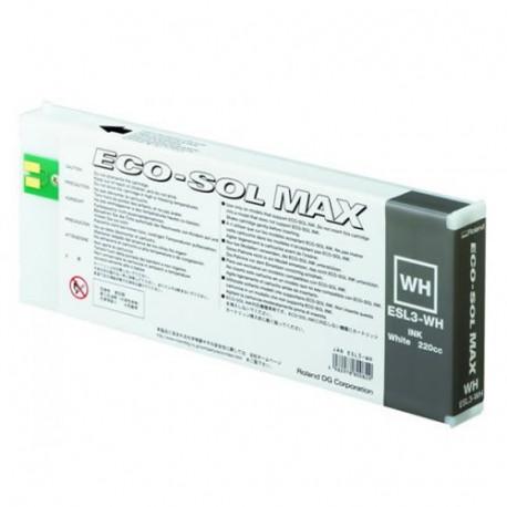 Roland® ECOSOL MAX White Cartridge